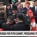 Kim arrives in Russia for Putin meeting